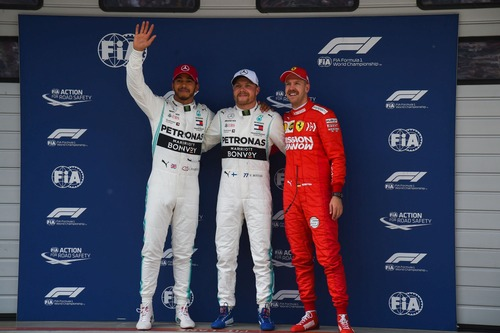 Formula 1, GP Cina 2019: vince Hamilton. Terzo Vettel (5)