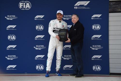 F1, GP Cina 2019, Hamilton: «Doppietta speciale» (4)