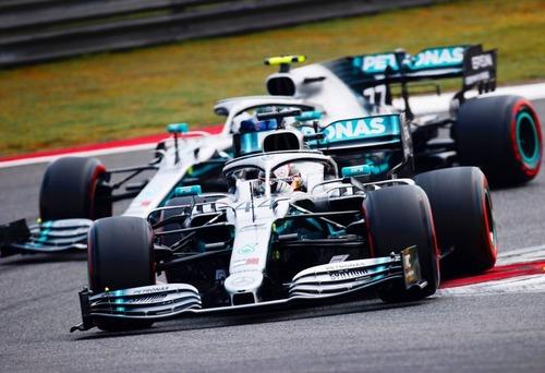 F1, GP Cina 2019, Hamilton: «Doppietta speciale»