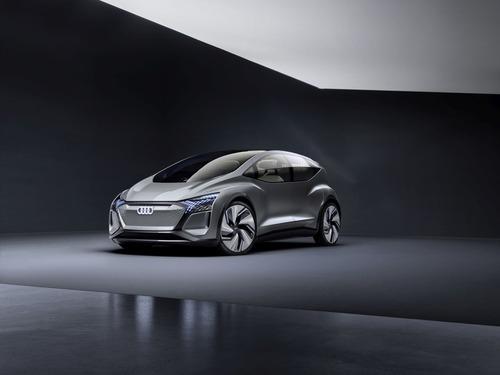 Audi AI:ME: compatta, spaziosa, autonoma