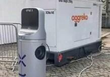 La Formula E che ricarica batterie con generatori a glicerina: a Roma il paradosso degli EV [video]