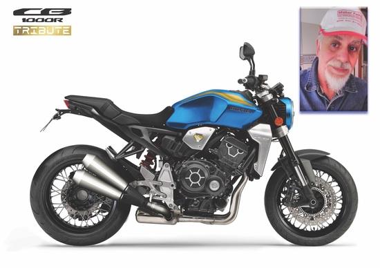 Roma Motodays: estratto il vincitore della Honda CB1000R Tribute