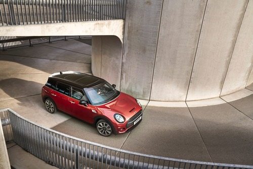 Mini Clubman restyling, debutto a Shanghai  (5)