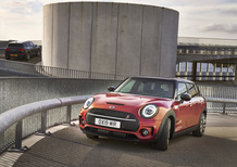 Mini Clubman restyling, debutto a Shanghai