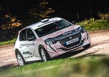 Nuova Peugeot 208R2, in arrivo la 208 per i rally