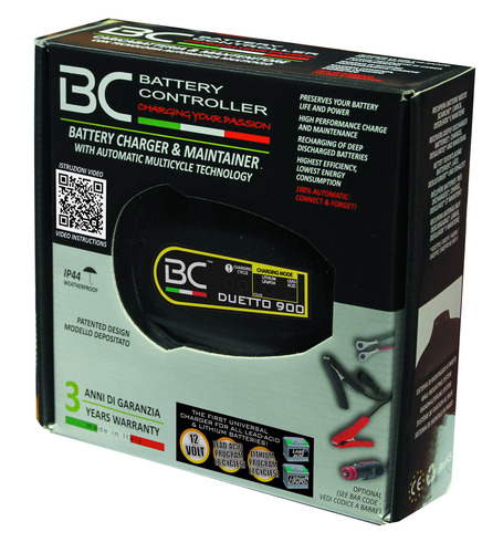 Battery Controller: BC Duetto 900 (3)