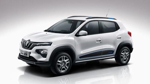 Renault City KZ-E, il piccolo SUV elettrico (7)