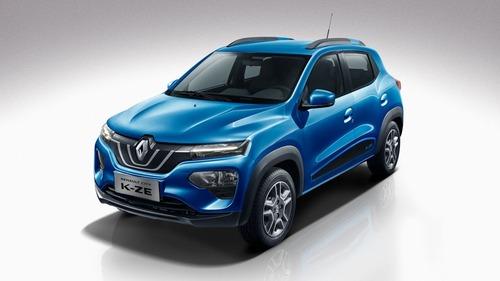 Renault City KZ-E, il piccolo SUV elettrico (5)
