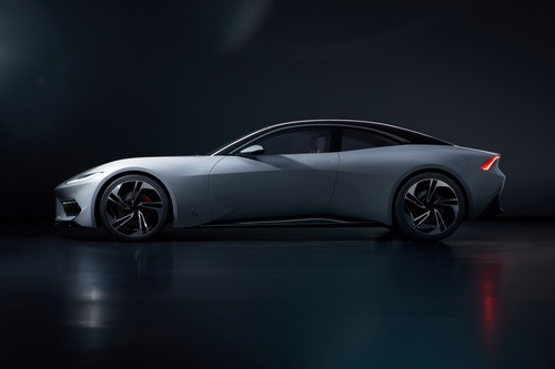 Karma GT designed by Pininfarina al Salone di Shanghai (2)