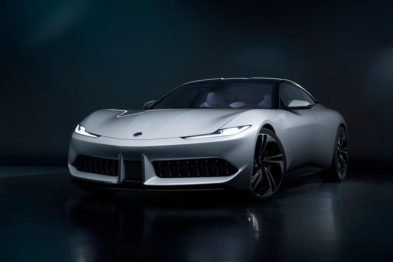 Karma GT designed by Pininfarina al Salone di Shanghai