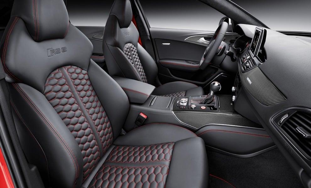 Audi RS6 Avant 6 4.0 TFSI quattro tiptronic (03/2013 - 11 ...