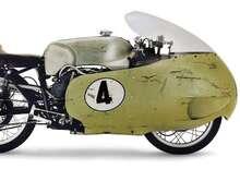 Moto Guzzi 500 V8. L'astronave di Mandello