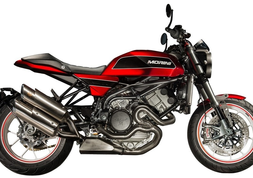 Moto Morini Milano 1200 Limited Ed. (2019 - 20) (2)