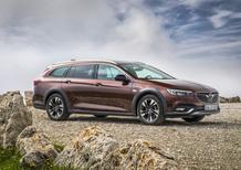 Opel Insignia Country Tourer 2.0 L diesel biturbo. Ha ancora da dire la sua, ma...