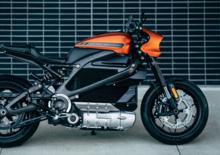 Harley-Davidson LiveWire. Ordinabile online, disponibile a settembre