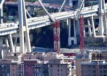 Ponte Morandi, dopo otto mesi riapre via Fillak