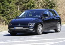 Nuova Volkswagen Golf, le foto spia
