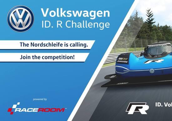 Raceroom, ecco la Volkswagen ID R Challenge
