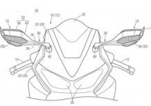Honda: appendici aerodinamiche sulla nuova sportiva?