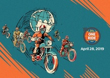 28 aprile: Royal Enfield One Ride