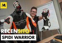 Spidi Sport Warrior Perforated Pro. Recensito tuta moto intera