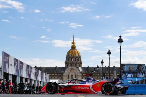 Formula E, E-Prix di Parigi: vince Frijns (8)