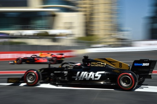 F1, GP Baku 2019: Ricciardo, tamponamento alla Di Maio (8)