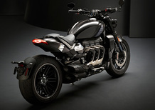 Triumph Rocket 3 TFC 2019: serie limitata e motore 2.500 cc