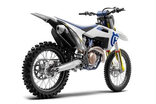 Husqvarna Motocross gamma 2020: sono nove i modelli (6)