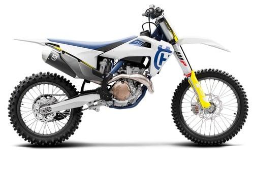 Husqvarna Motocross gamma 2020: sono nove i modelli (9)