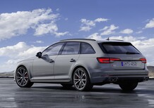 Audi S4: sarà anche diesel TDI mild hybrid 347 CV