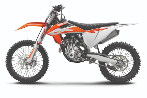 KTM SX 2020, le rinnovate Cross Ready To Race (2)