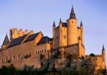 Spagna. Da Toledo a Segovia, 200 Km