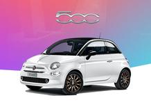 Promozione Fiat 500 2019: gamma da 9.950 €