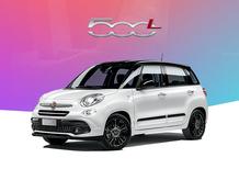 Super promo Fiat 500L in offerta a 12700 euro