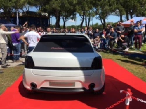 Evoluzione GT: la Lancia Delta sognata diventa realtà (8)