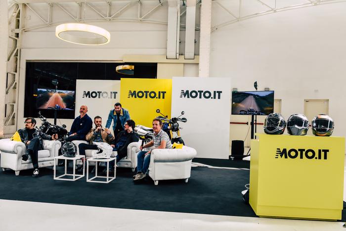 Il salotto di Moto.it