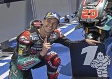 MotoGP. Spunti, considerazioni e domande dopo le QP di Jerez