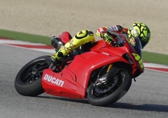 Rossi in Superbike... tra cinque anni