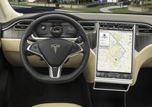 Tesla: 1° tra gli infotainment più graditi dagli automobilisti