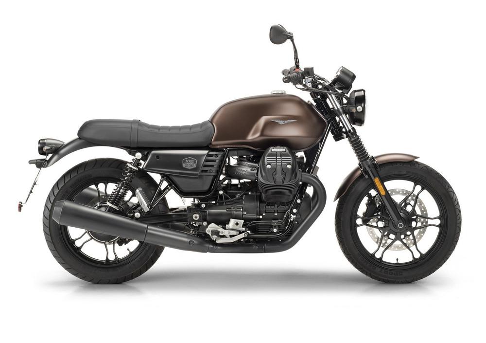 Moto Guzzi V7 III Stone Night Pack (2019 - 20)