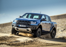 Ford Ranger Raptor 2019. Look e prestazioni da F150, ma euro friendly [Video]