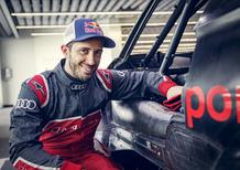 Dovizioso nel DTM con l'Audi RS5!