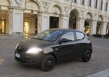 Lancia Ypsilon Black and Noir, la cittadina glamour [Video]