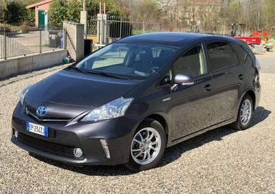 Toyota Prius+ 1.8 Lounge del 2013 usata a Bergamo