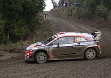 WRC 2019. Cile. Tutto Nuovo, Bello, Eccitante