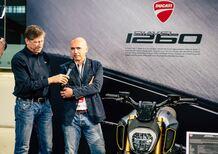 Il design secondo Ducati, Yamaha e Husqvarna