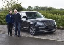 Range Rover Astronaut Edition: serie speciale con Virgin Galactic