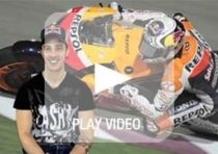 GP del Qatar. In pista con Andrea Dovizioso