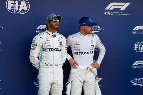 F1, GP Spagna 2019: vince Hamilton. Quarto Vettel (6)